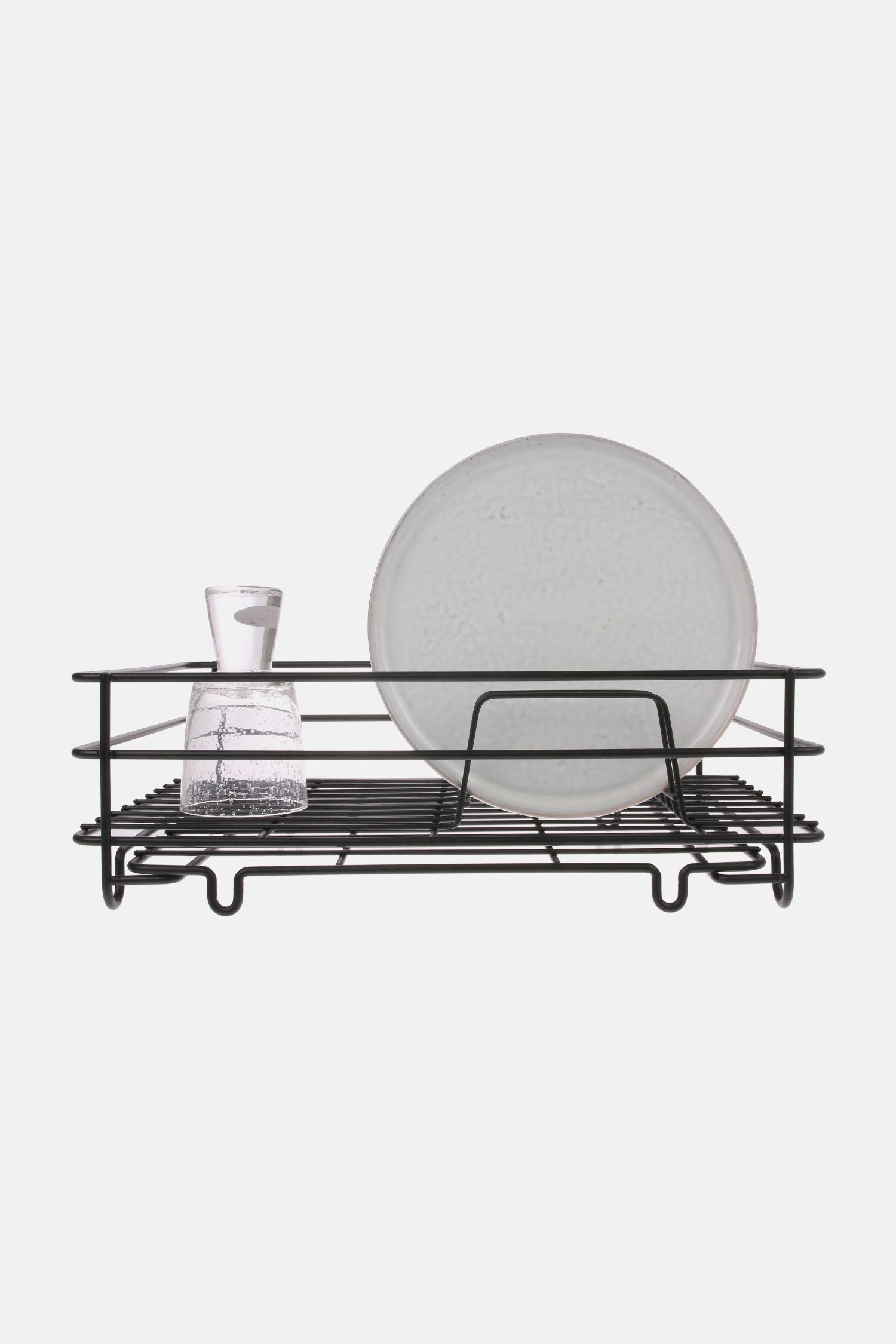 dish rack new matt black