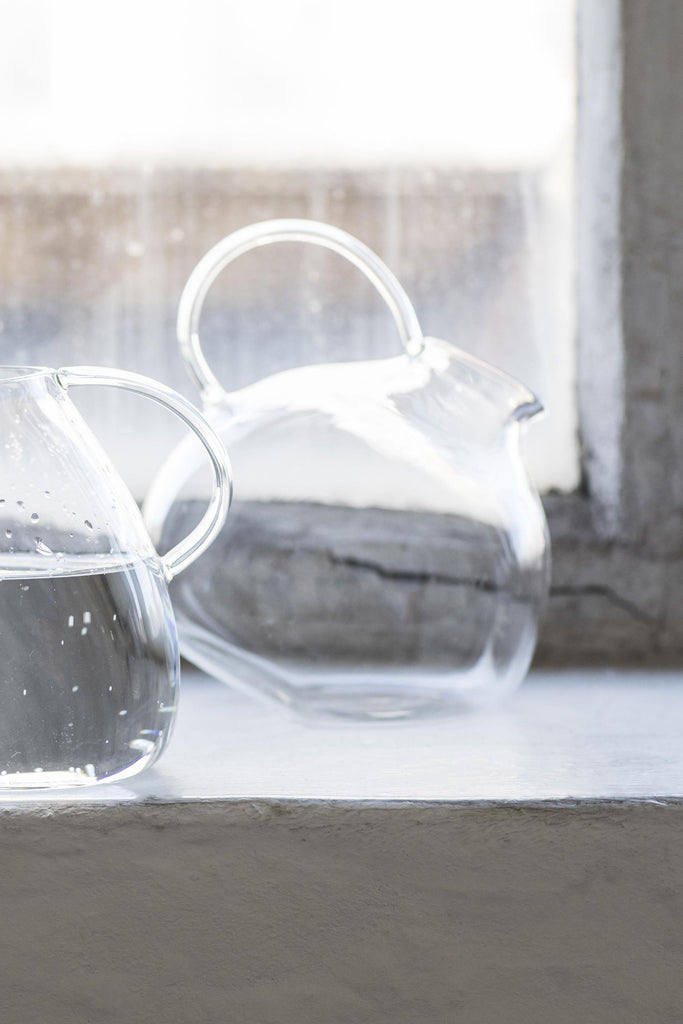 glass carafe 5°