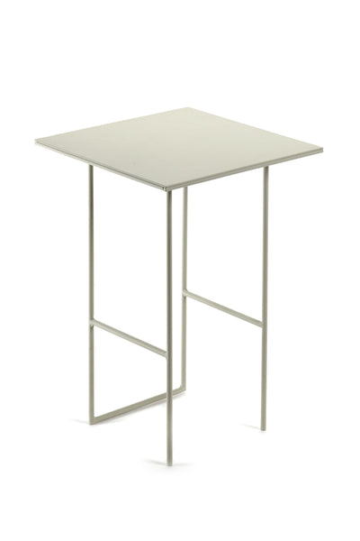 cico side table light grey square
