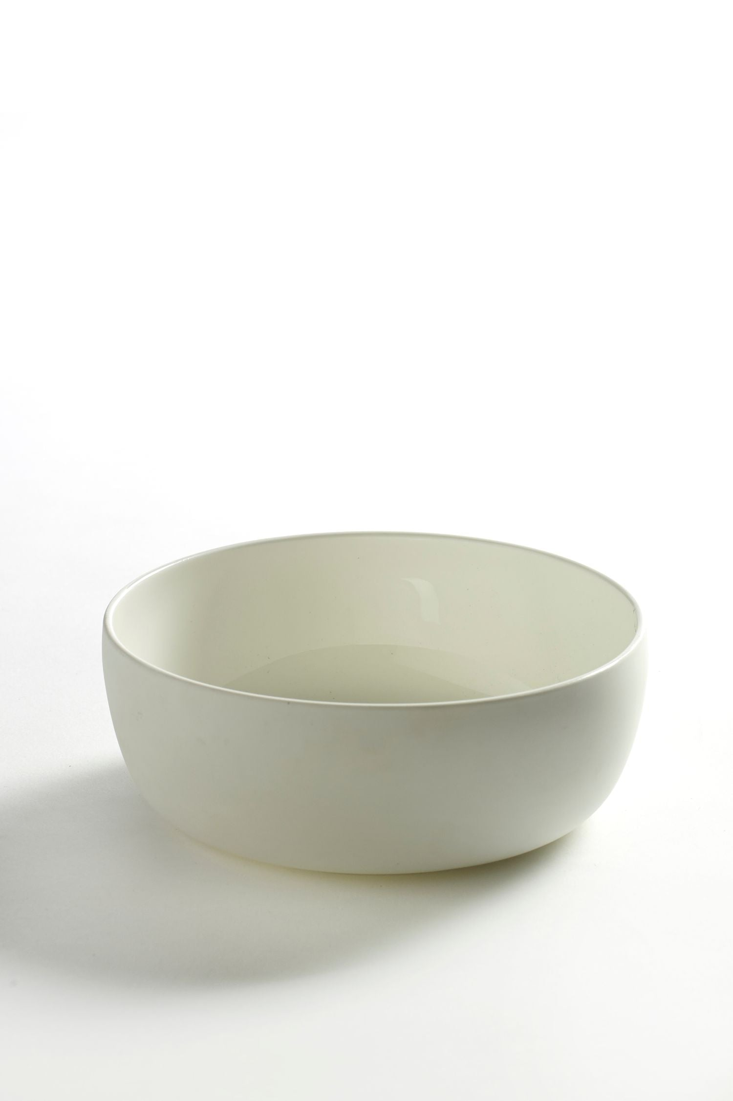 low bowl M matt glaze