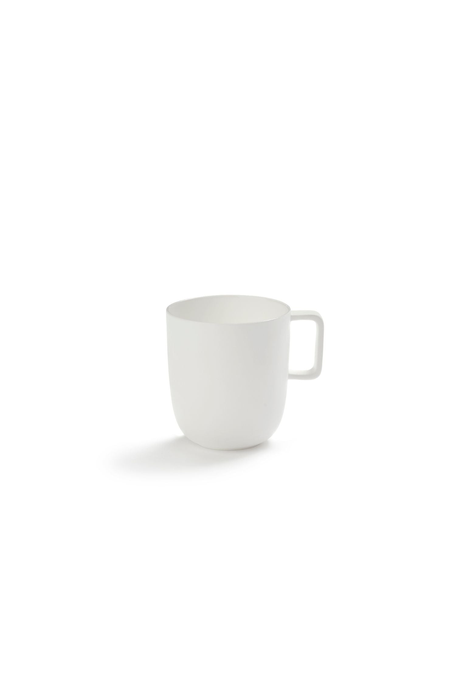 tea cup matt glaze