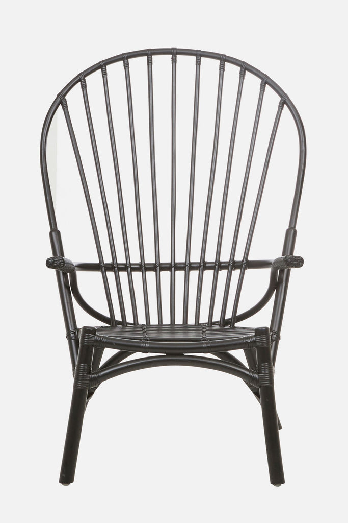 komodo chair black