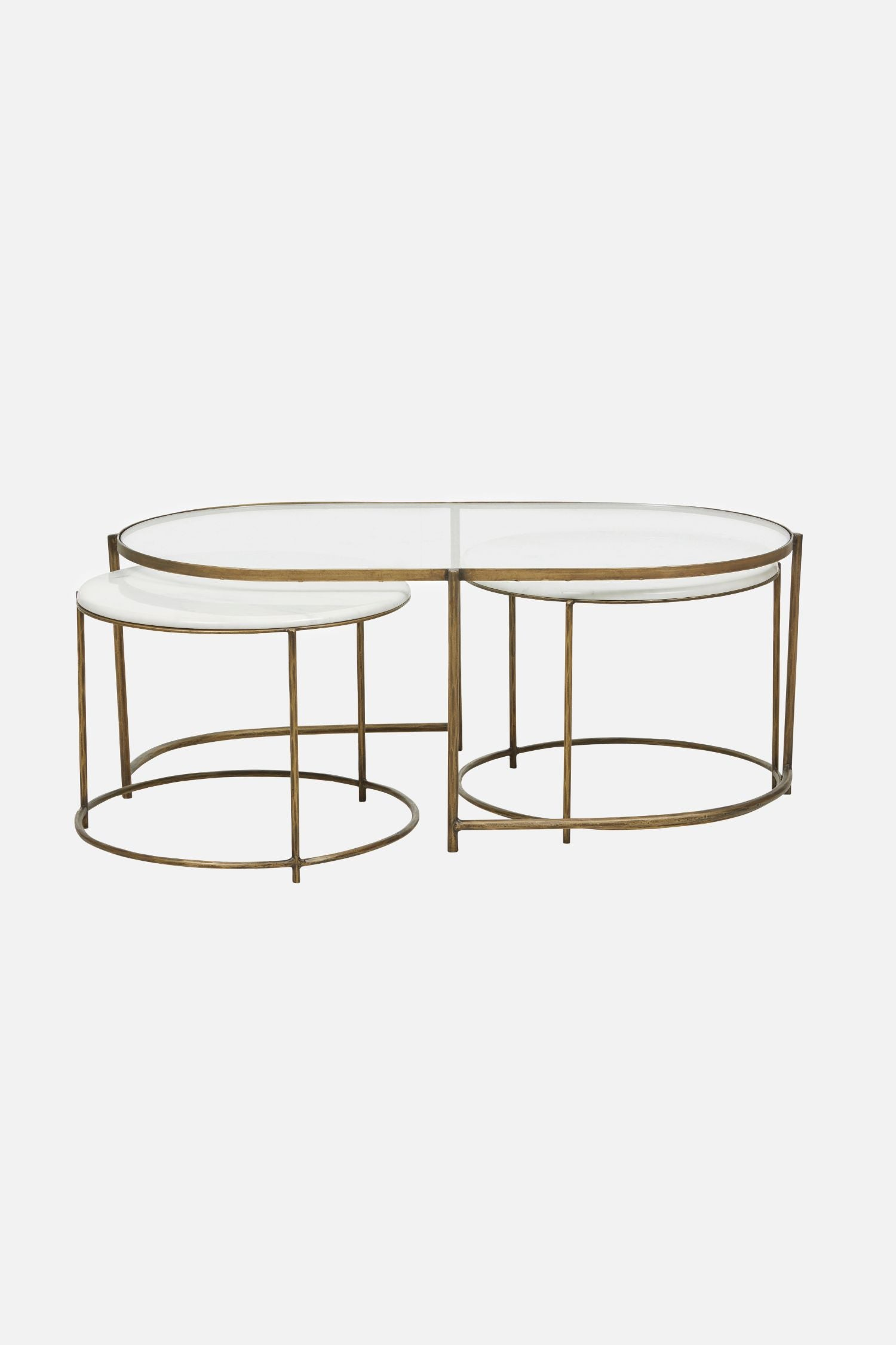 valadon coffee table set/3