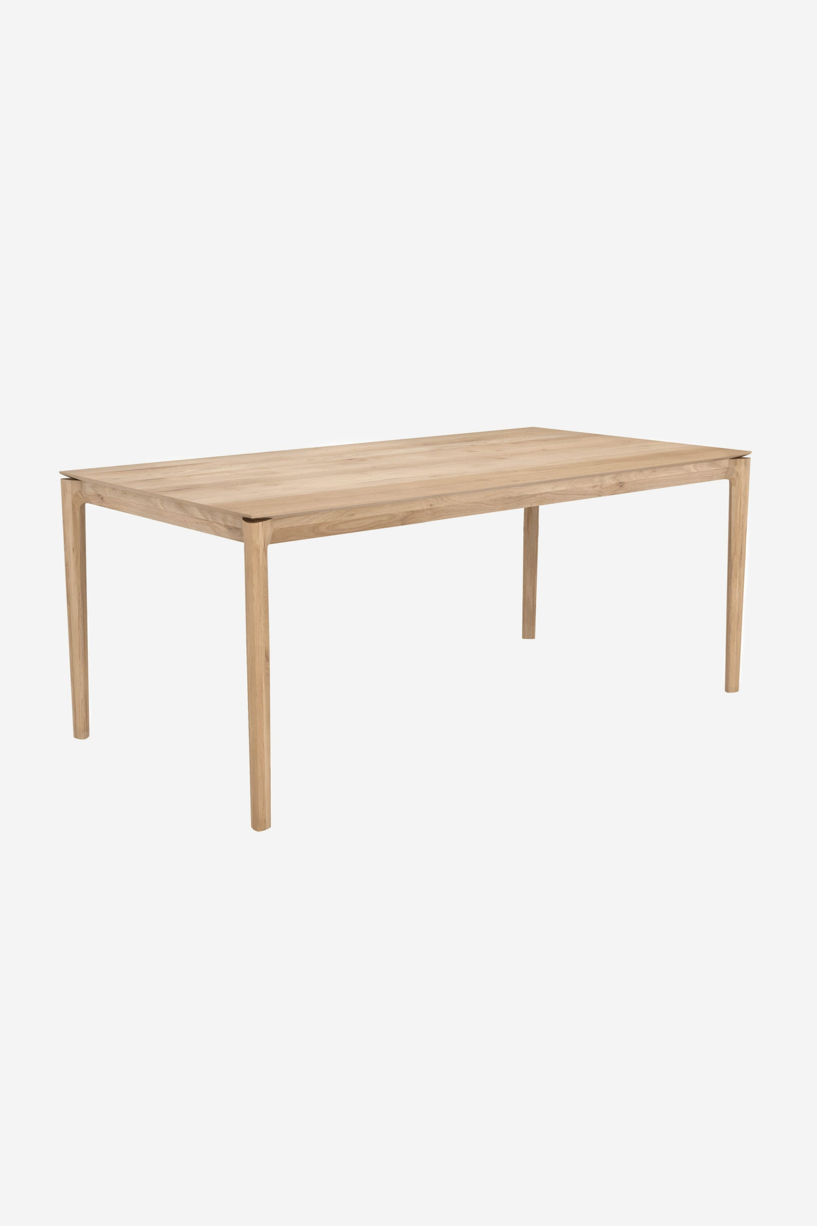 tove oak dining table