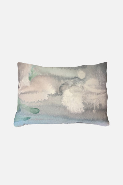 glacial radiance linen cushion cover 40x60cm