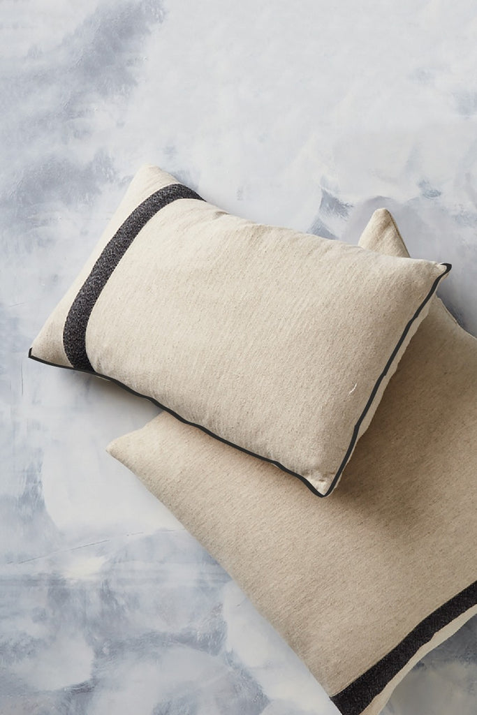 casa linen cushion cover rectangle