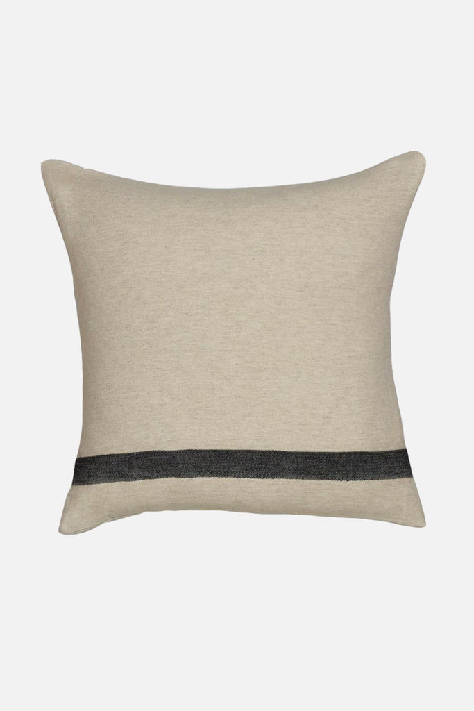 casa linen cushion cover square