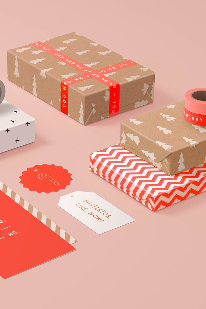 made paper co ribbon - you had me at Ho ..
