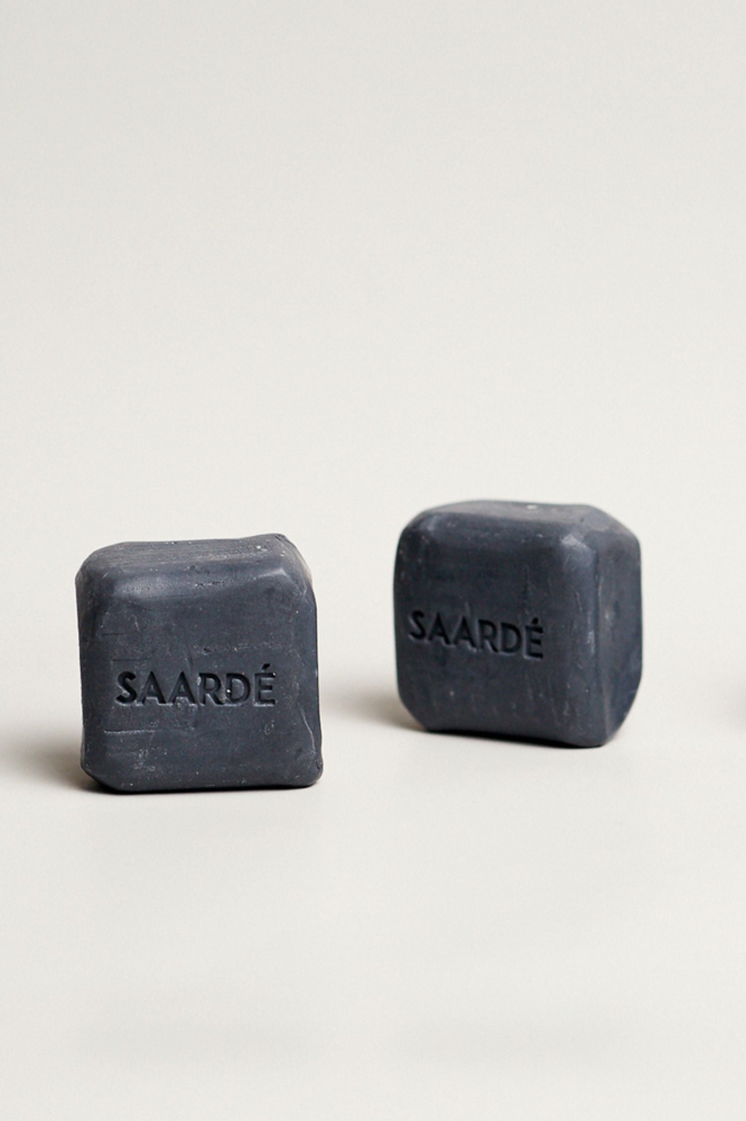 pure olive oil soap - charcoal