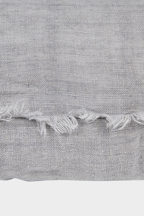 song linen cushion grey 50x50cm