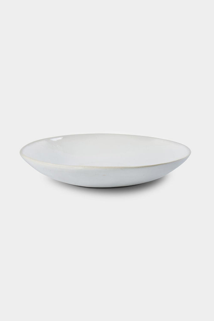 whitesands low serving bowl