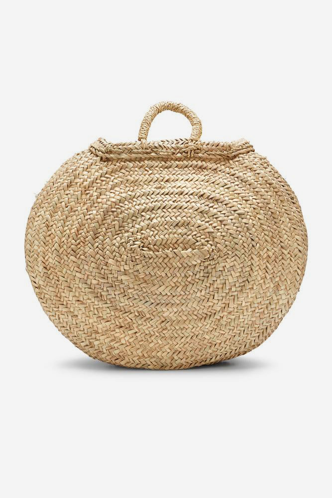 moroccan beach basket large - 50% off