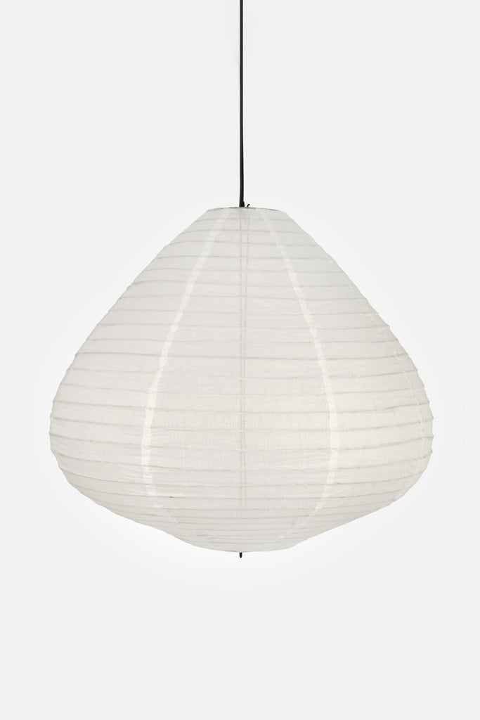 natural off white fabric lamp shade