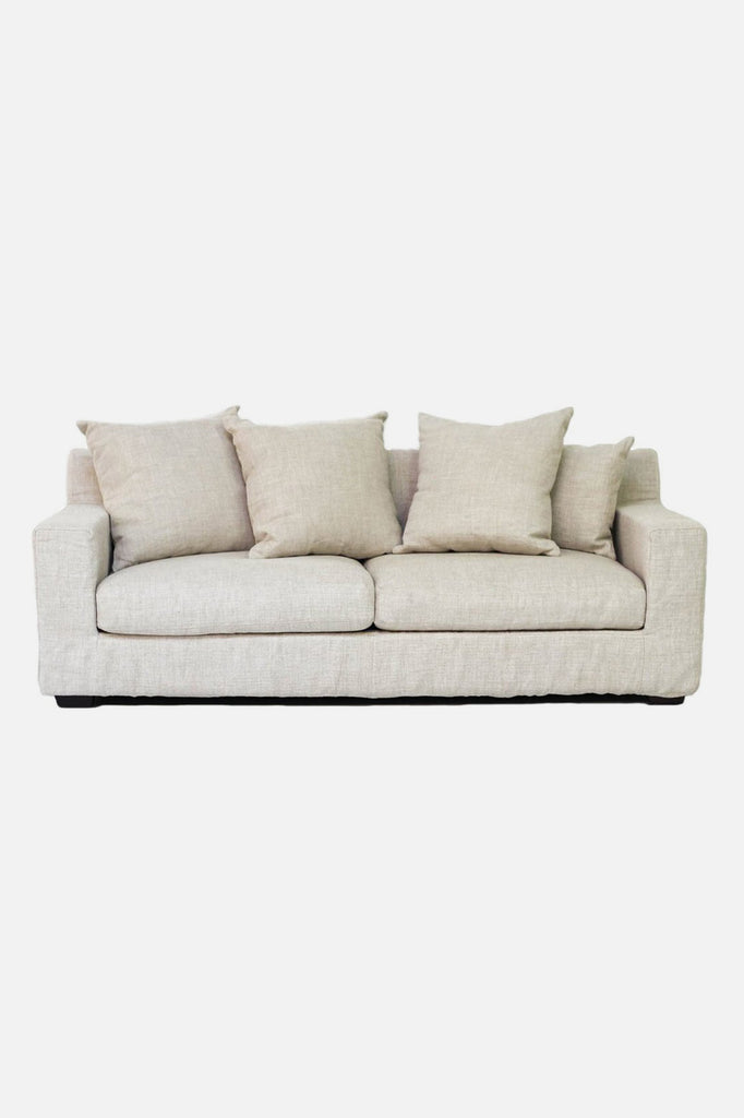 omaha linen sofa natural