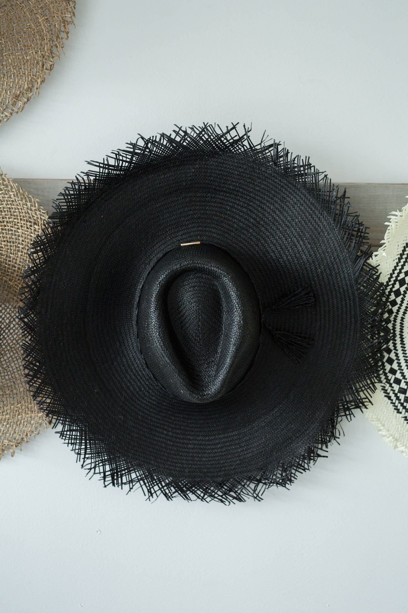 solay hat black