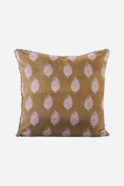 citrine cushion cover