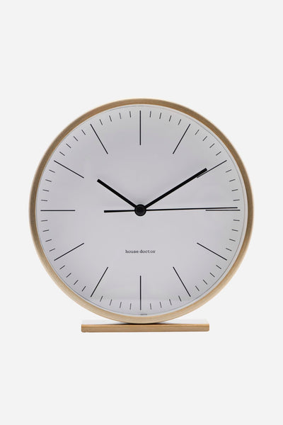 hana clock gold
