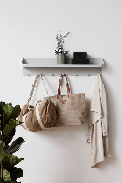 coat rack grey