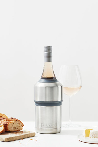 wine cooler stainless