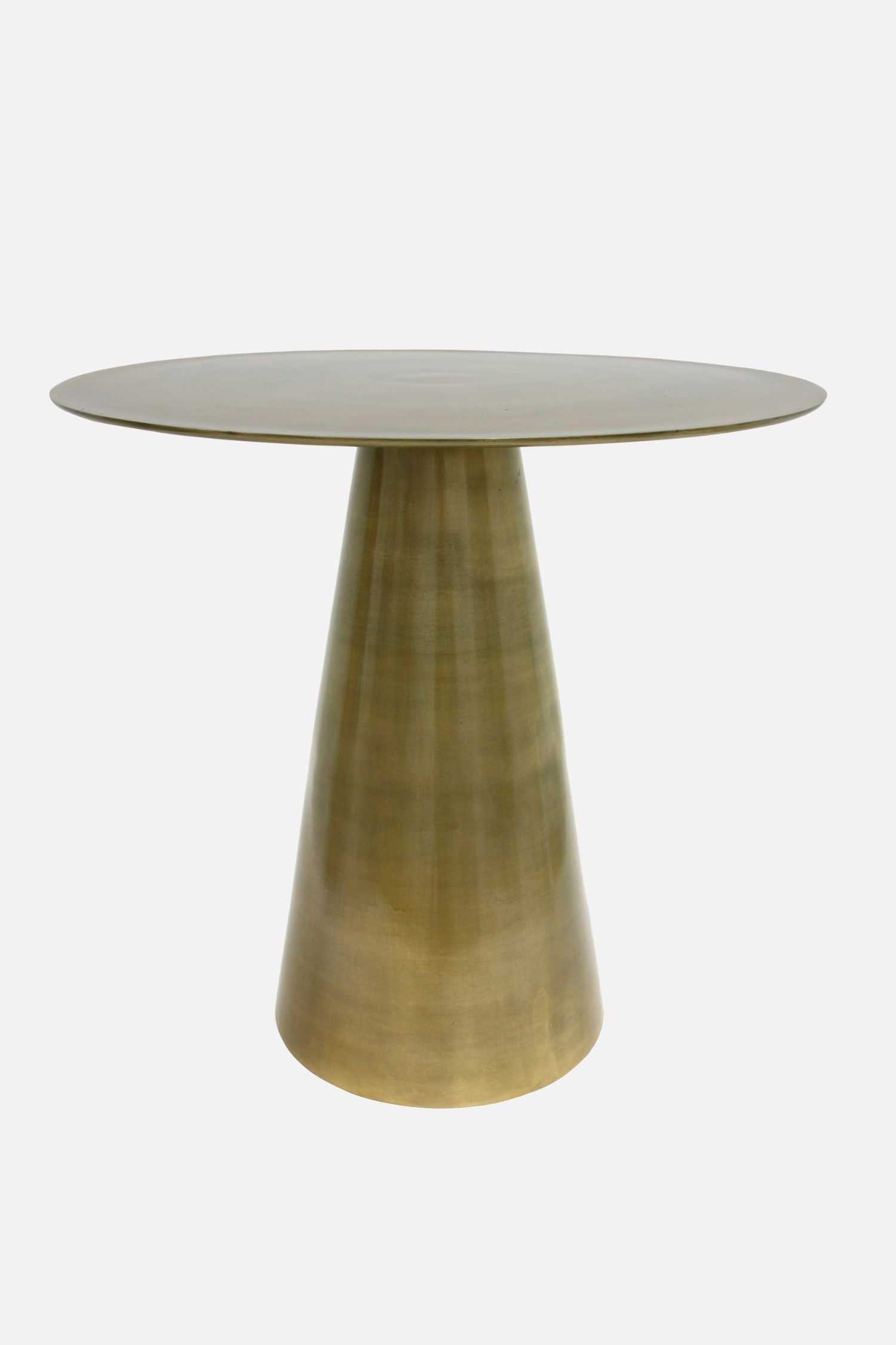 menorca brass side table