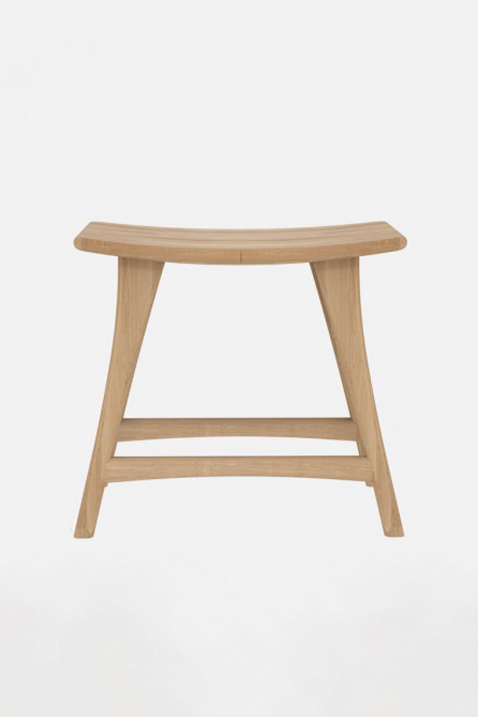 tove oak stool