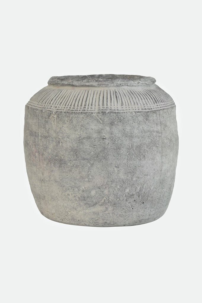 planter large grey