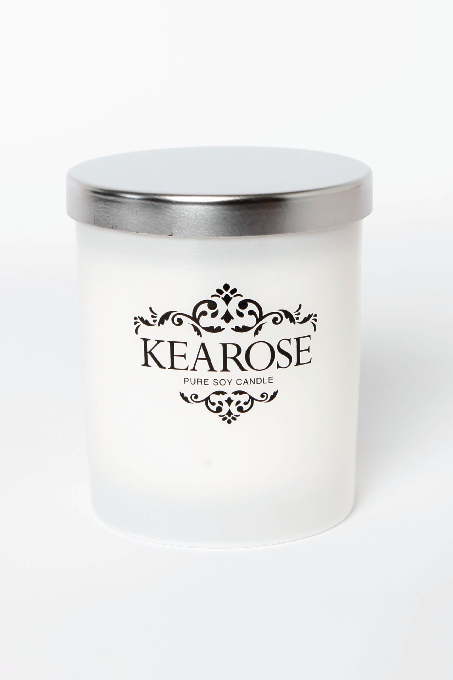 kearose candle coconut + lime
