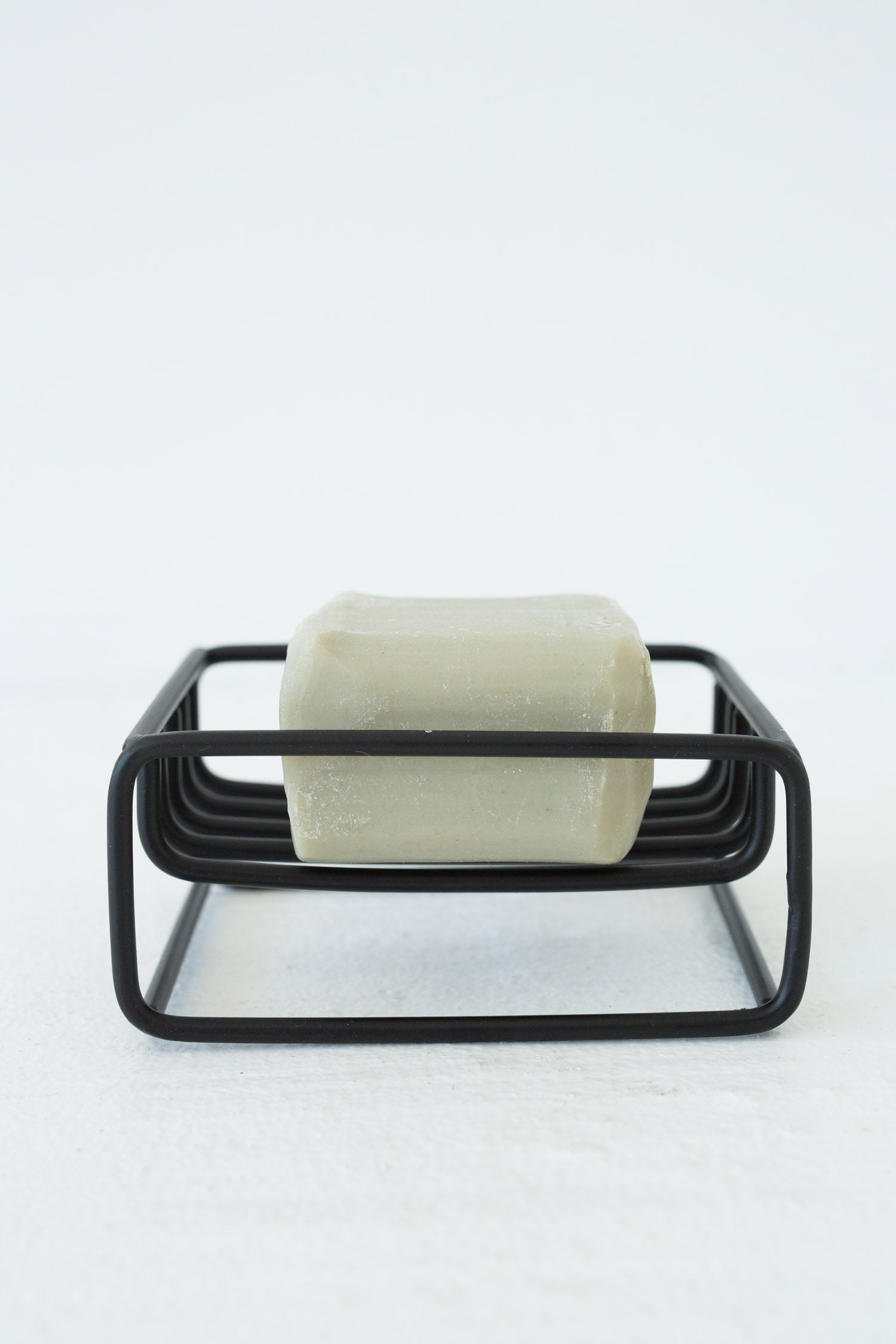 soap dish black