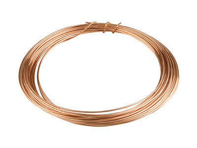 Copper Wire 2.0mm Diameter (1 Meter)