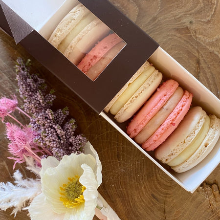 Mother's Day Macaron Gift Box