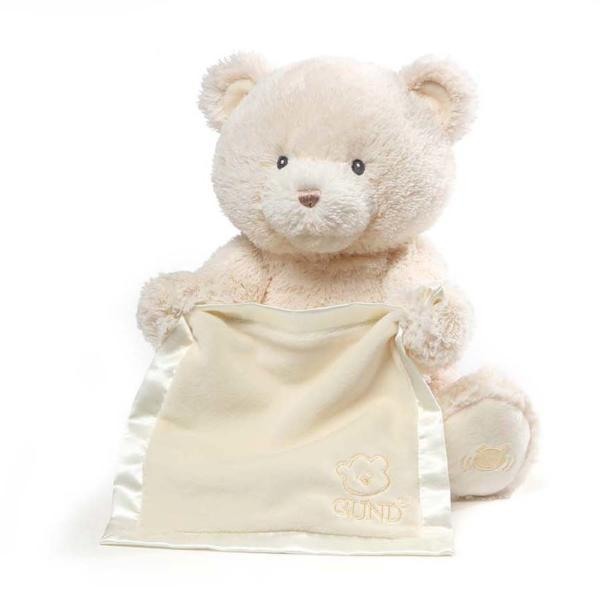 GUND My First Teddy Peek a Boo