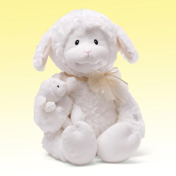 GUND Nursery Time Lamb - Animated 10""