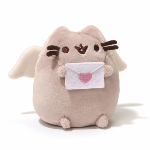 GUND Soft Plush Pusheen Cupid