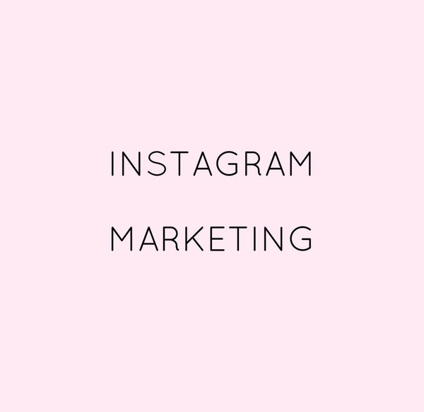 Instagram marketing and advertising for lash biz
