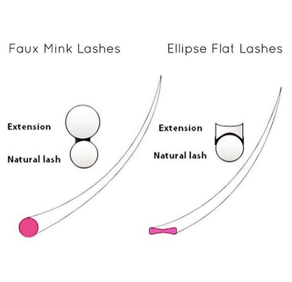 What are Ellipse Lashes and Why Should I be Using Them?
