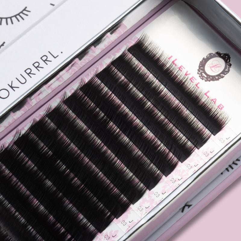 J Curl Lashes