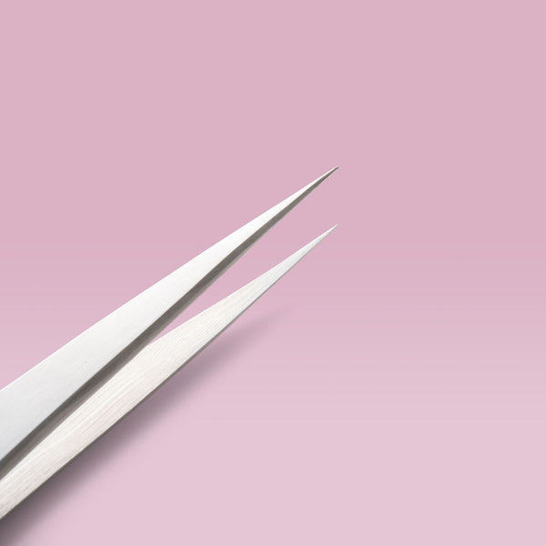 Straight Lash Tweezers