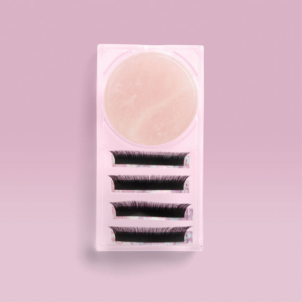 Jade Stone Lash & Glue Holder Palette