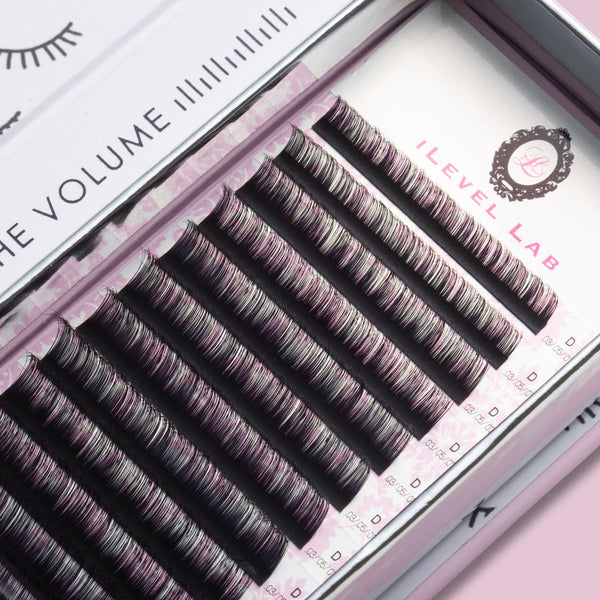 Multi Dimensional Thickness Volume Lashes