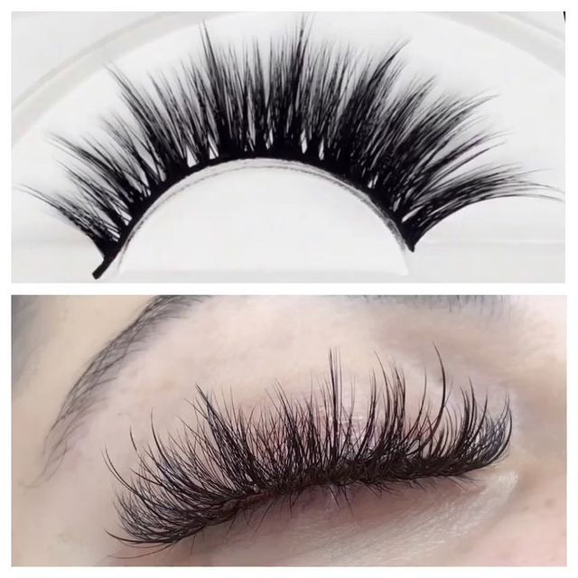 CAPTION: Artist: @eyelash_point\n Curl: CC curl, Thickness: 0.07, Length: 10-17mm