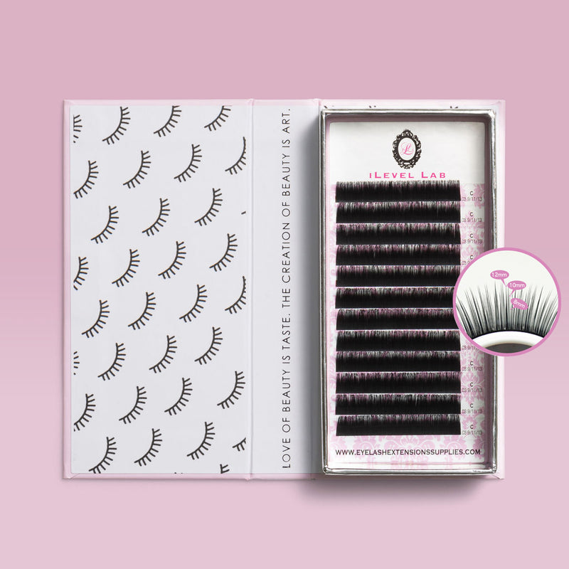 Camellia Multi Length Volume Lashes