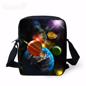Galaxy Shoulder Bag