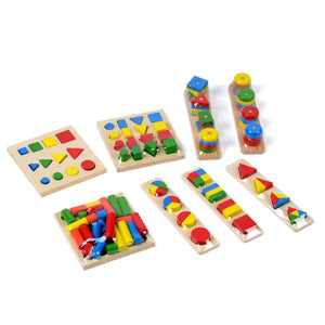 8 pieces puzzle set