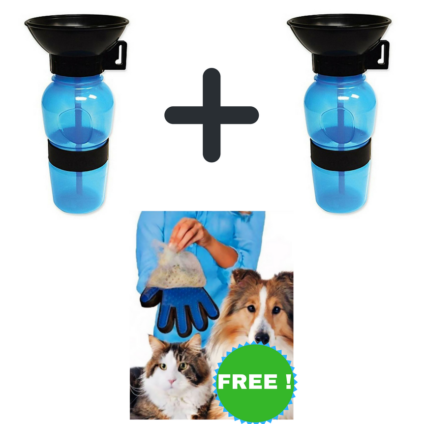 Dog's AquaBottle Promo!