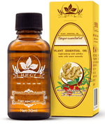 Premium Lymphatic Drainage Ginger Oil