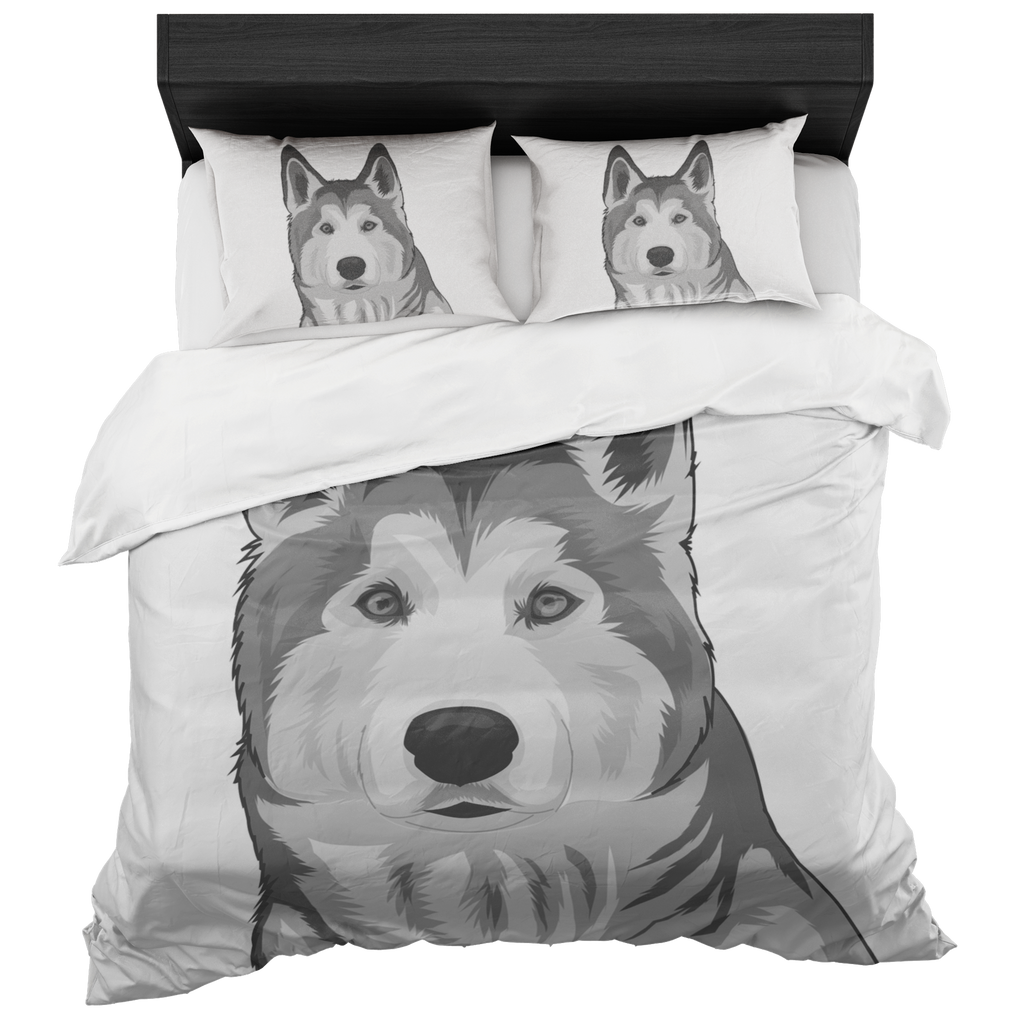 Custom Animal Bed Set
