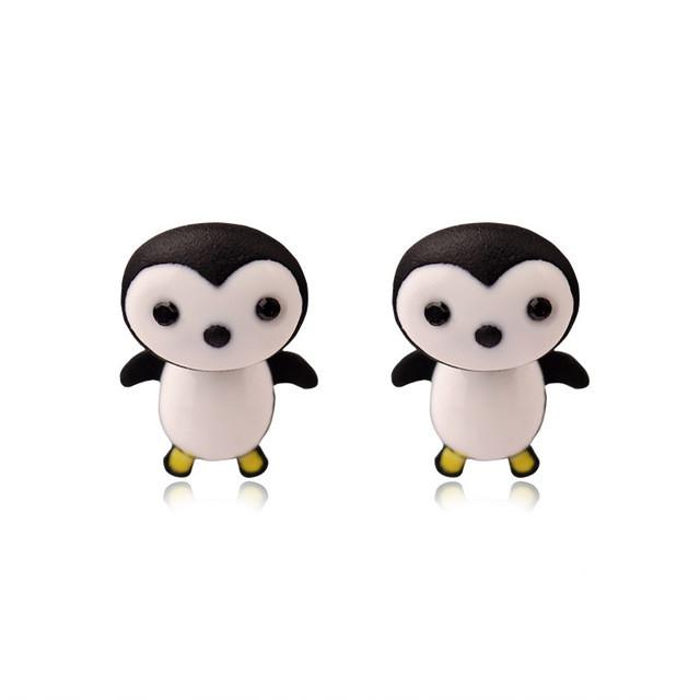 Pingu Stud Earrings