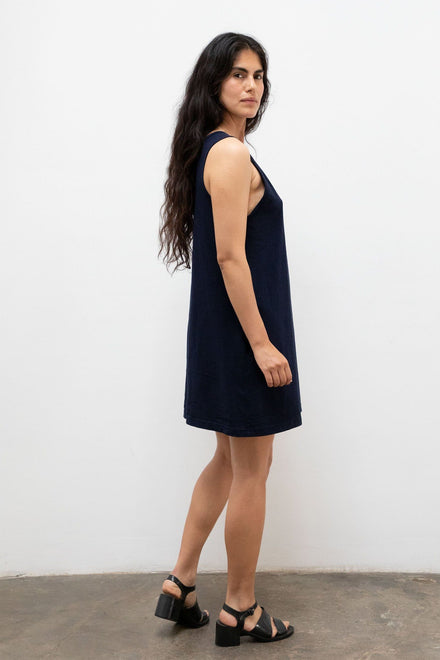 1840GD - Garment Dye Tank Dress