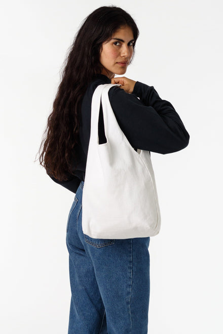 BD13 - Bull Denim Shopping Bag