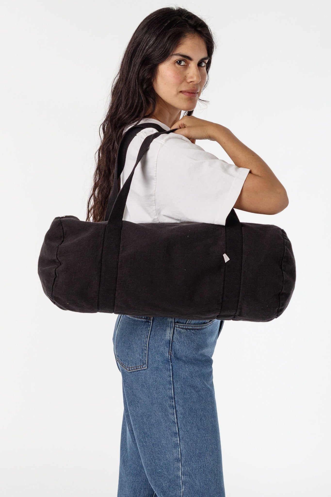 BD05 - Bull Denim Gym Bag